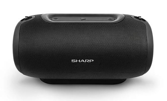SHARP WIRELESS BLUETOOTH SPEAKER GXBT480BK