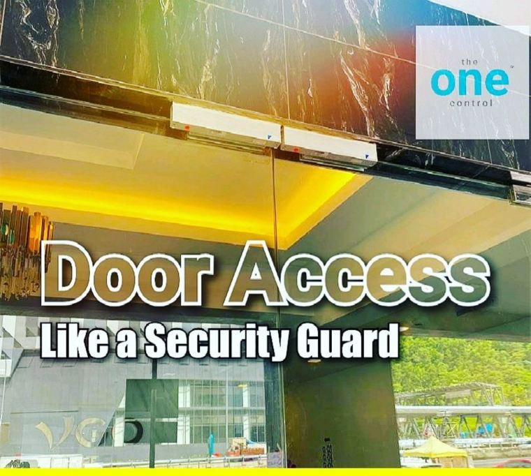 Door Access in Setapak