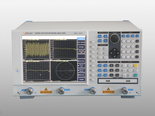 Saluki - S3603D Vector Network Analyzer (300kHz - 20GHz)