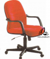 6002LB Fabric Chair Office Chair Office Furniture