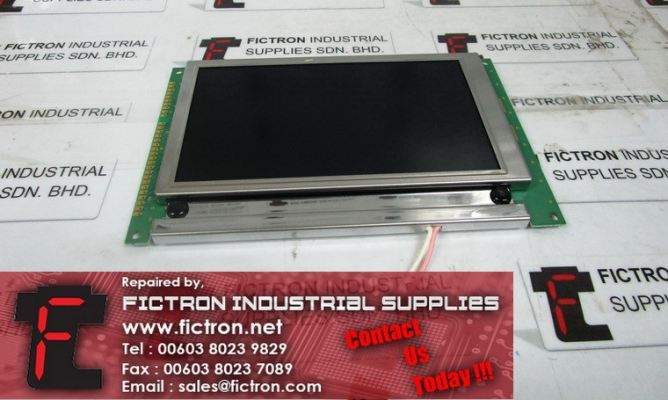 LMG7420PLFC-X LMG7420PLFCX HITACHI Graphic LCD Supply Repair Malaysia Singapore Indonesia USA Thailand