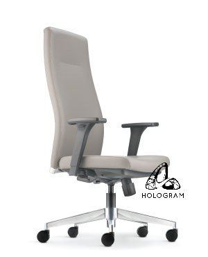 KARISMA EXECUTIVE HIGH BACK CHAIR-FABRIC