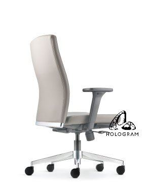 KARISMA EXECUTIVE MEDIUM BACK CHAIR-FABRIC