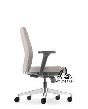 KARISMA EXECUTIVE LOW BACK CHAIR-FABRIC