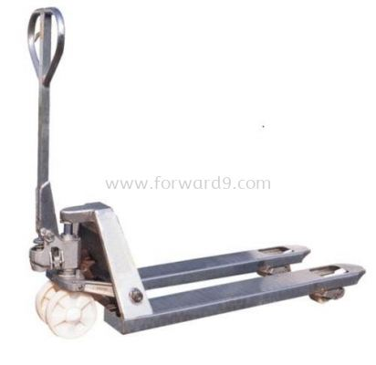 AC25S/L-GN Hot Dipped Galvanized Hand Pallet Truck