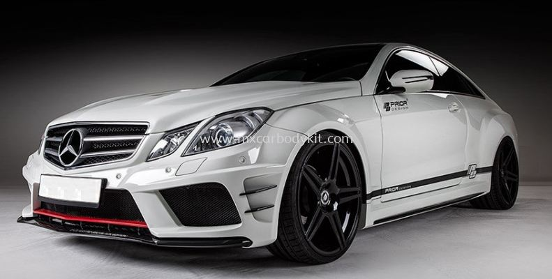 MERCEDES BENZ W207 (E CLASS COUPE) PD DESIGN BODYKIT (NON-WIDE BODY)