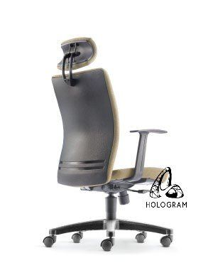 ERGO HIGH BACK CHAIR-FABRIC