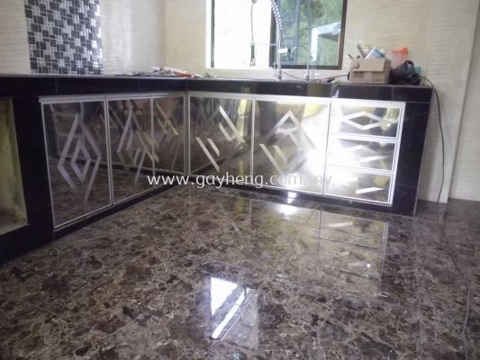 Stainless Steel Kitchen Cabinet �����׸ֳ���