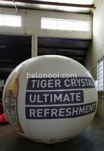 6FT GIANT BALLOON - TIGER CRYSTAL