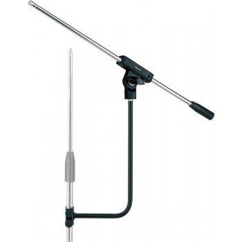 Proel RSM210 Fully adjustable boom arm attachment Microphone Stand