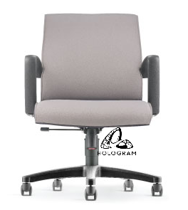 KLAIR-LOW BACK CHAIR-FABRIC