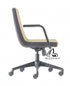 SMARTY-LOW BACK CHAIR-FABRIC Fabric Chair Office Chair Office Furniture