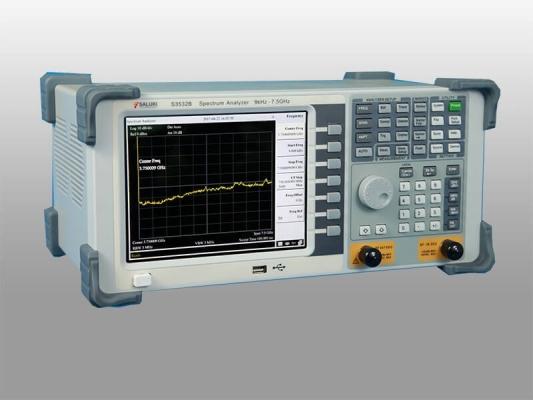 Saluki S3532B Spectrum Analyzer (9kHz - 7.5GHz)