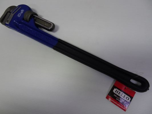 HELLO AMERICAN TYPE PIPE WRENCH