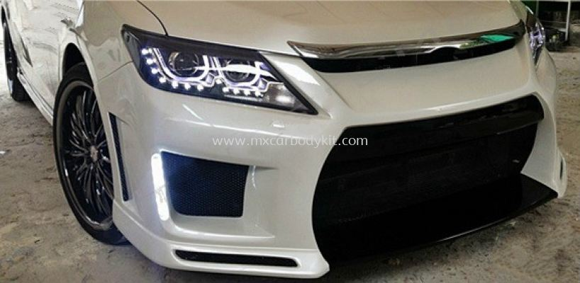 TOYOTA CAMRY 2012  (GT) THAILAND DESIGN FRONT BUMPER
