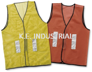 Security Reflective Safety Vest Fabric Mesh