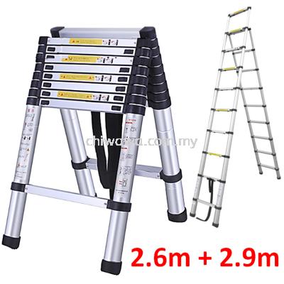 AY-ZJ2629 Telescopic Ladder