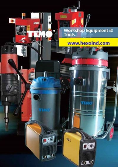 TEMO Workshop Equipment & Tools