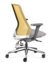 PICO EXECUTIVE MEDIUM BACK CHAIR-MESH-FABRIC Mesh Chair Office Chair Office Furniture