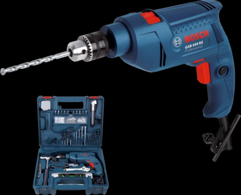 BOSCH GSB 500 RE Professional Impact Drill