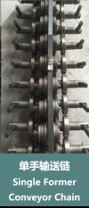 Single Former Conveyor Chain Single Former Conveyor Chain Former Conveyor Chain Spare Parts and Accessories