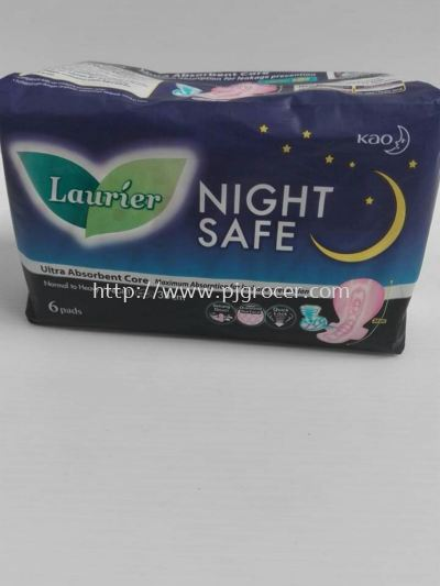 Laurier Night Save 35cm 8's