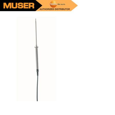 Testo 0614 2272   Stainless steel food probe (Pt100) - with PTB approval