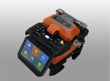 Saluki SFS-2000H Fusion Splicer (6 motors, Core alignment)