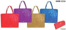 NWB2216 Foldable Non-woven Bag Non Woven Bags Souvenir