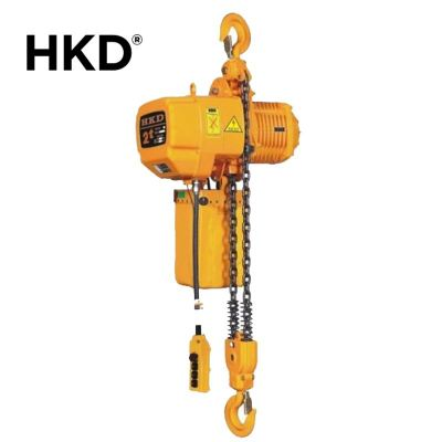 HKD Electrical Chain Hoist (Double Speed)