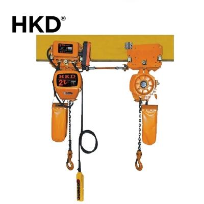 HKD Synchronize Twin-Hoist (Single Speed)