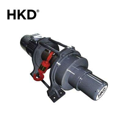 HKD Electric Drum Winch 3 Phase