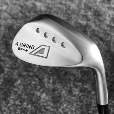 A Grind - Wedge - BX-W 50 Degree 298g - Loft 50 Degree - Lie 63.5 Degree - Bounce 9 Degree - Fp 5.0