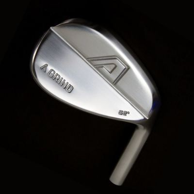 A Grind - Wedge - 56 Degree 300g - Loft 56 Degree - Lie 64 Degree - Bounce 12 Degree - Fp 6.5
