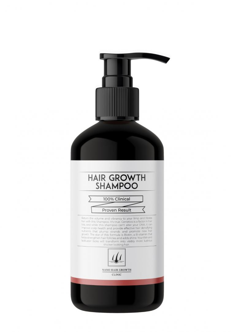 HAIR GROWTH SHAMPOO 300 ML Others