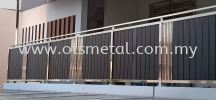SG010 Stainless Steel Glass