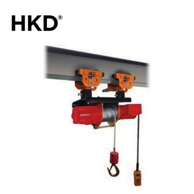 HKD Electrical Monorail Drum Winch Single Phase