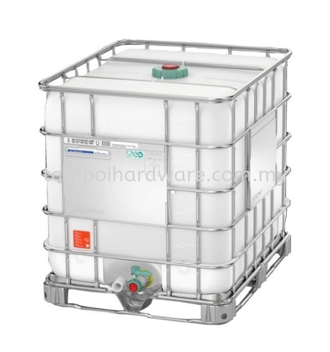Food Grade IBC Tank 1000 liter Tank Chemical and Glues and Oils