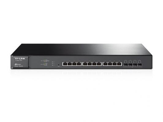 T1700X-16TS. TPlink JetStream 12-Port 10GBase-T Smart Switch with 4 10G SFP+ Slots