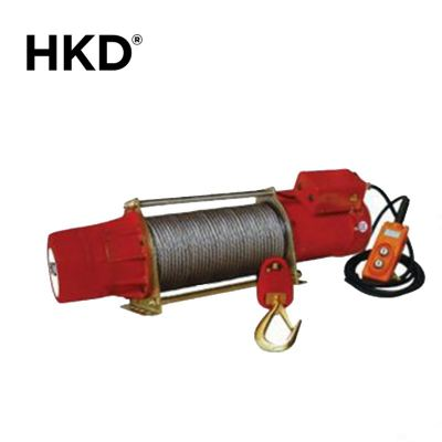 HKD Grooved Winch