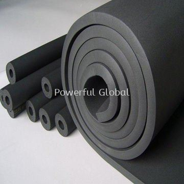 NBR Rubber-Foam-Sheet-Tube