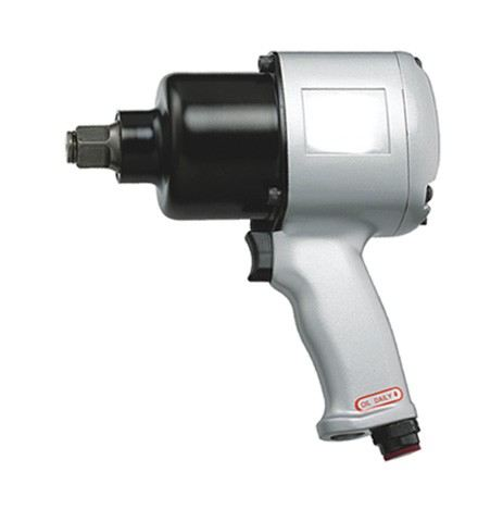 "TMAT10-40010B-3/4"" DR. INDUSTRIAL PISTOL AIR IMPACT WRENCH (TWIN HAMMERS)  Air Impact Wrench Temo"