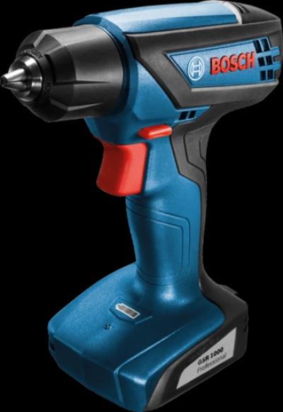 BOSCH Cordless Drill GSR 1000 Professional