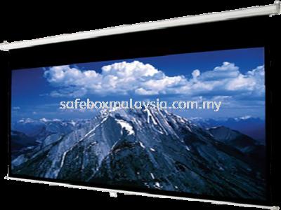 Manual Wall Screen