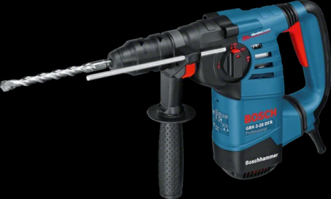 BOSCH Rotary Hammer GBH 3-28 DFR Professional