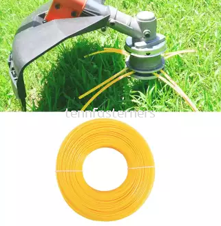 GRASS CUTTING LINE (YELLOW)