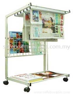 Newspaper & Magazine Stand
