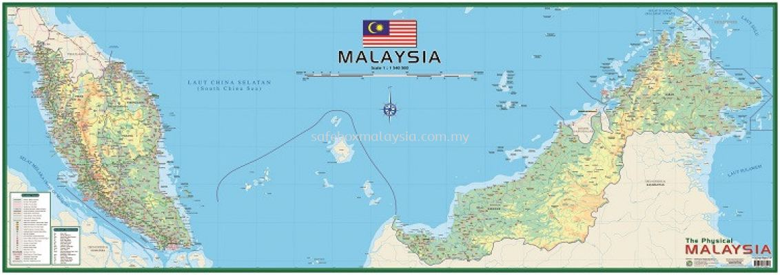 THE PHYSICAL MALAYSIA