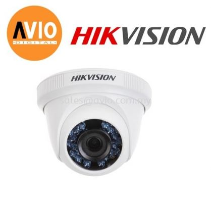 Hikvision DS-2CE56D0T-IF 2MP 1080P Dome Eyeball 20m CCTV Camera