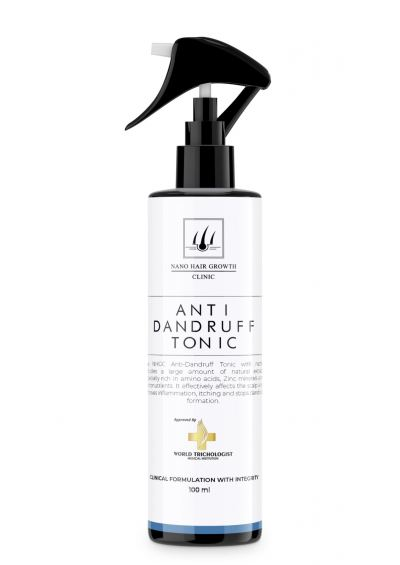 ANTI DANDRUFF TONIC 100 ML